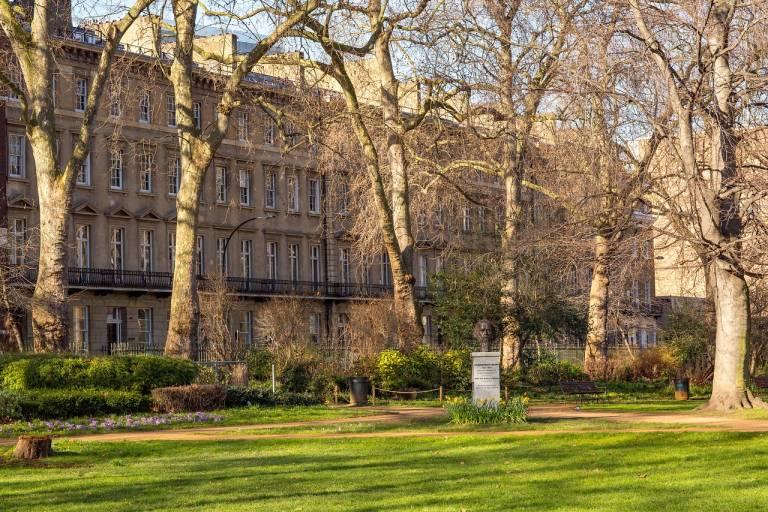 View of Gordon Square, Bloomsbury