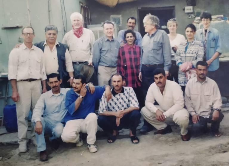 Iraq 2001