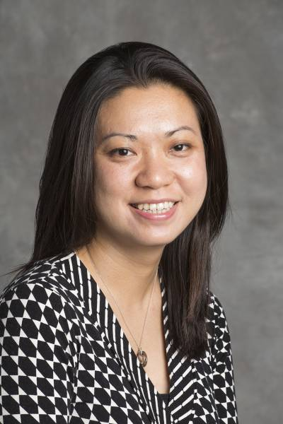 Photo of Lily Chang