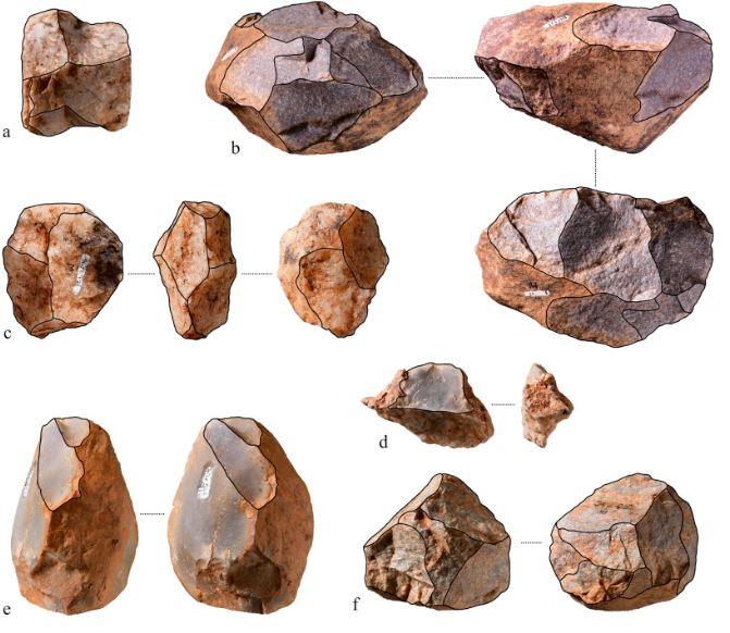 Oldowan Stone Tools of Swartkrans