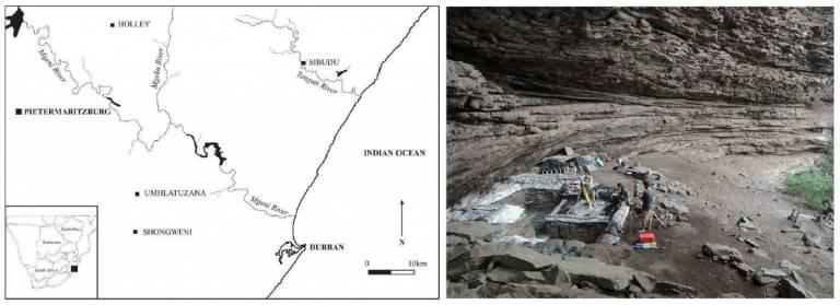 Sibudu Cave