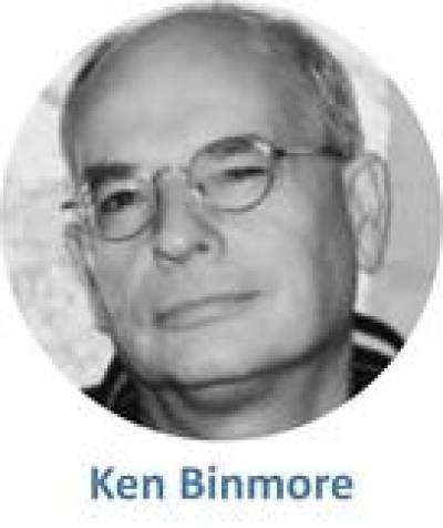 Binmore Ken 2