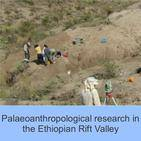 Palaeoanthropological research in the Ethiopian Rift Valley