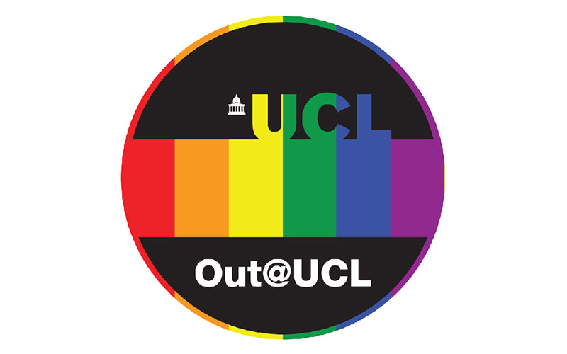 Out@UCL logo