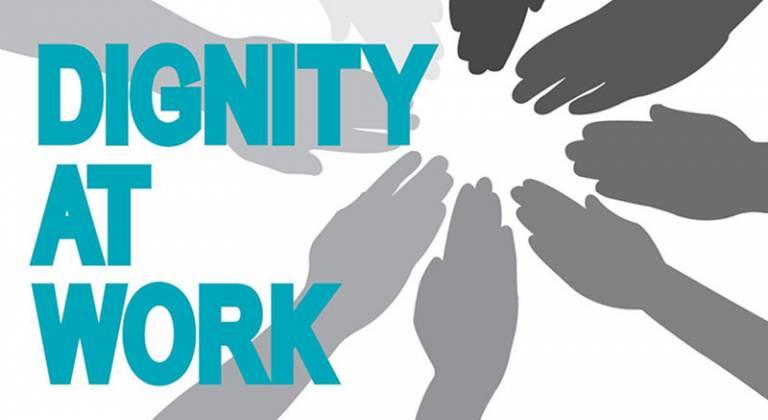 Dignity at work logo