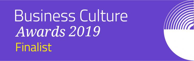 Business Culture Awards finalist logo