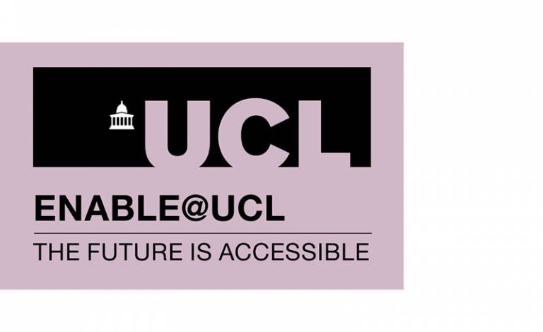 Enable@UCL logo
