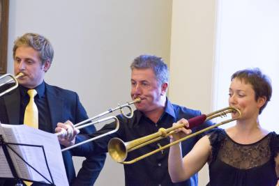 Chamber Music Club performers