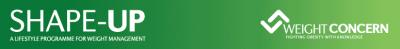 Shape-Up logo…
