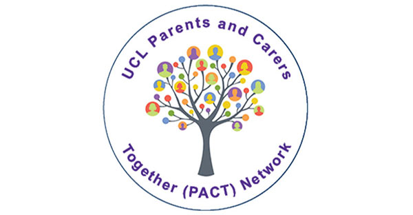Parents and Carers Together (PACT) logo