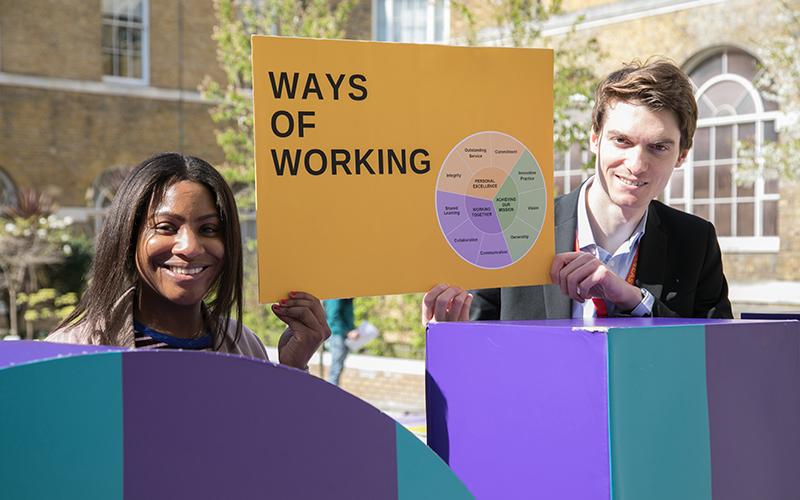 UCL Ways of Working Stories - Planning Team