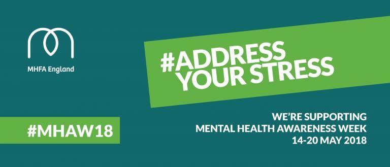 Supporting Mental Health Awareness Week