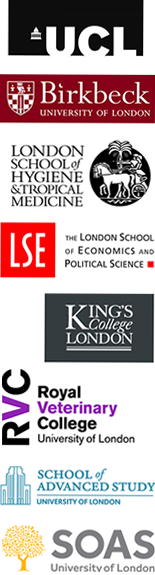 Bloomsbury Postgraduate Skills Network logos