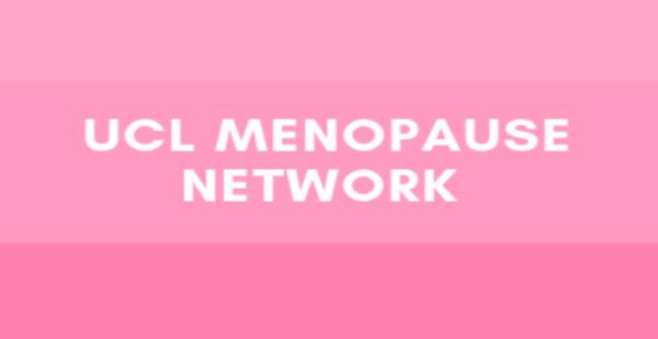 UCL menopause Network logo