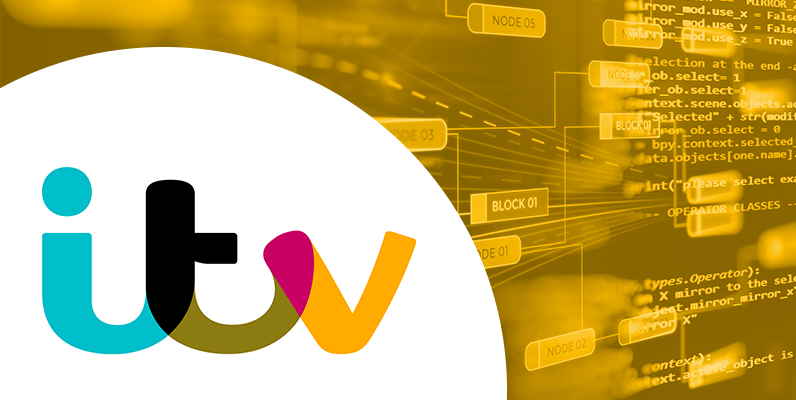 ITV & UCL Launch Technology Intern Programme | Institute of