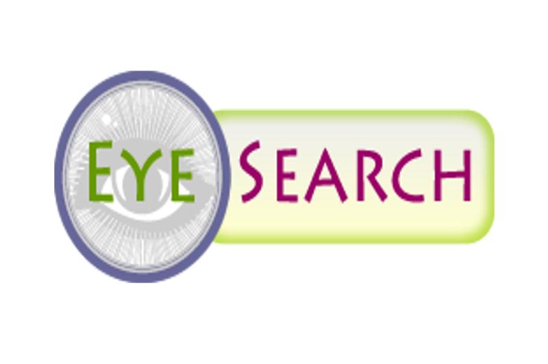 Eye search App Logo