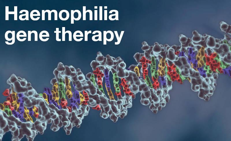Haemophilia gene therapy