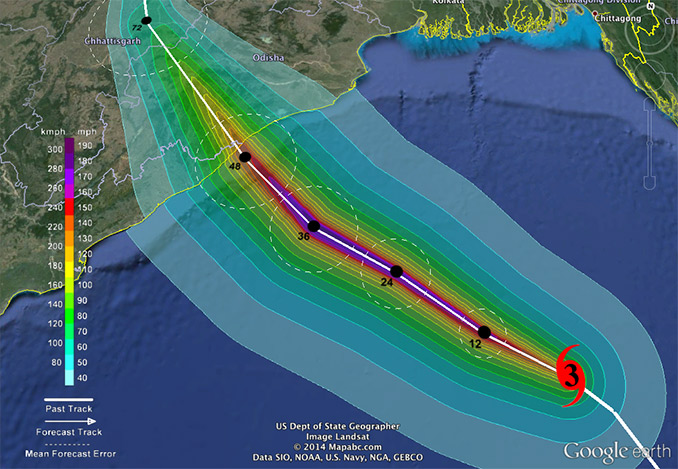 Tropical storm warning system saves lives | Research Impact ...
