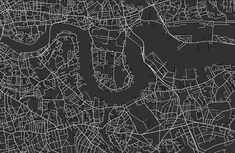 London M25 spatial accessibility model