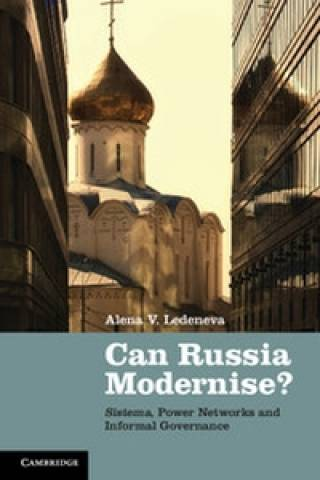 Cover of Can Russia Modernise by Alena Ledeneva