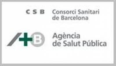 Consorci Sanitari de Barcelona and Agencia de Salut Publica Logo