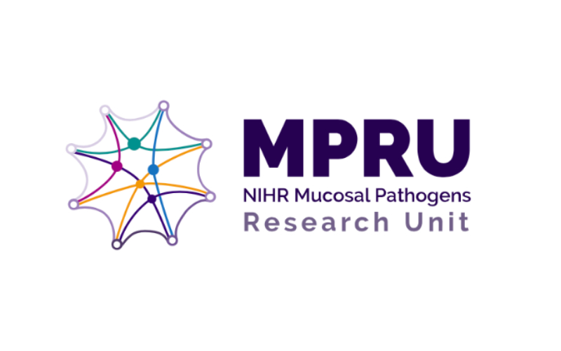 NIHR Mucosal Pathogencs Research Unit logo
