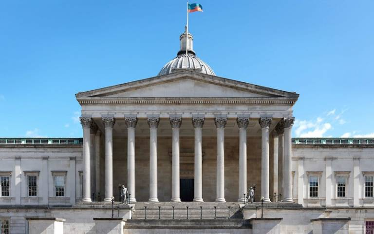 UCL Portico (main building)