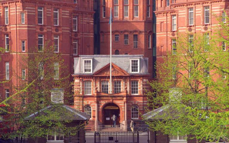 Image of UCL Cruciform Building