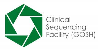Clinical Sequencing Facility (GOSH) logo
