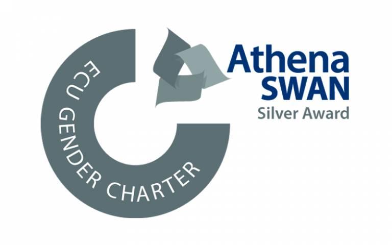 Athena SWAN logo for silver award holders