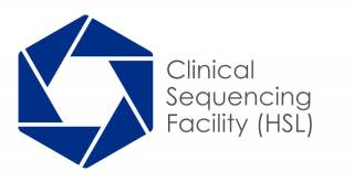 Clinical Sequencing Facility (HSL) logo