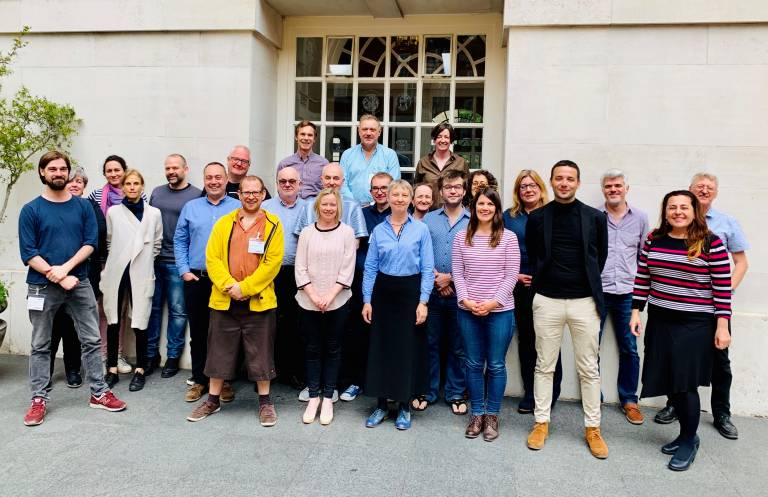DIS away day 2019