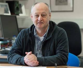Professor Tim Jordan