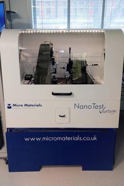 nano test vantage
