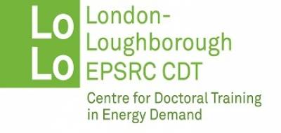 Centre for Doctoral Training in Energy Demand