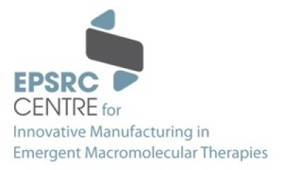 Centre for Innovative Manufacturing in Emergent Macromolecular Therapies