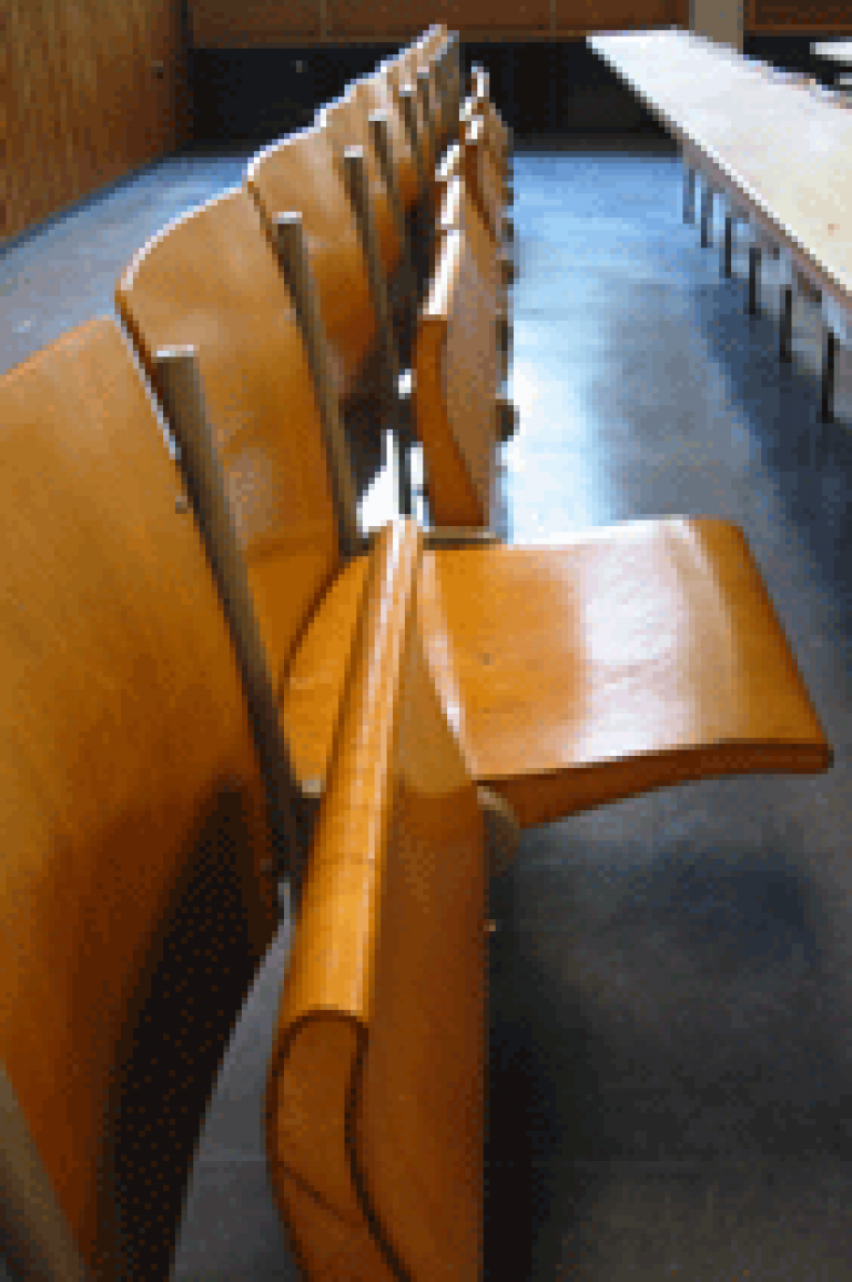 Lecture seating