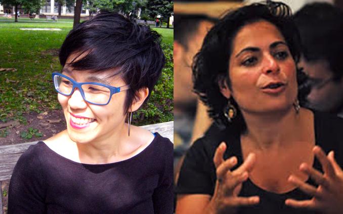 Monica Kim and Laleh Khalili