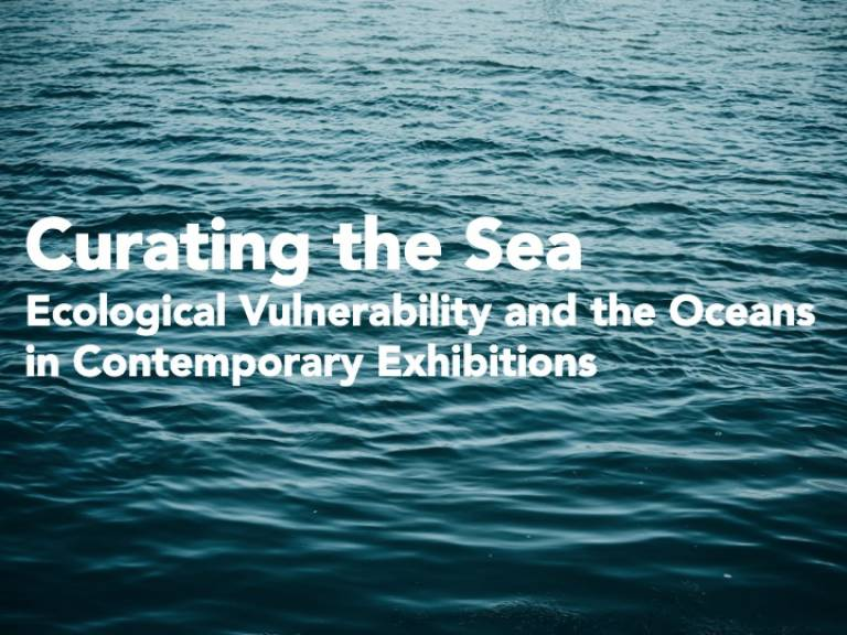 Curating the Sea