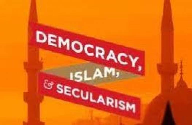 Democracy, Islam & Secularism