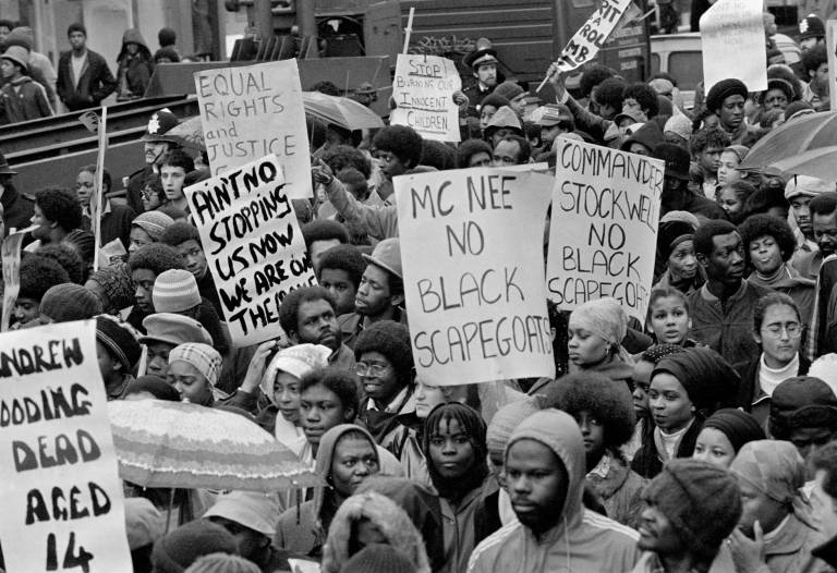 Black People's Day of Action 1981