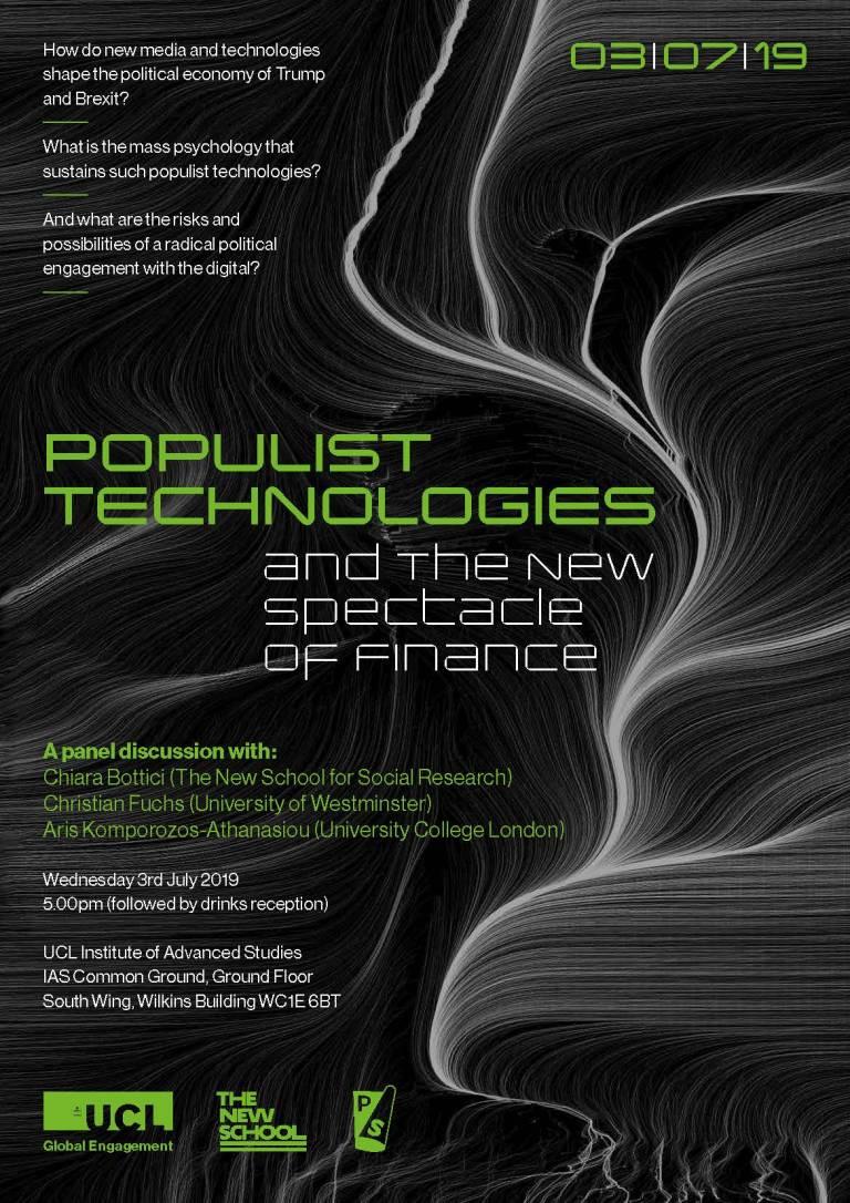 populist technologies