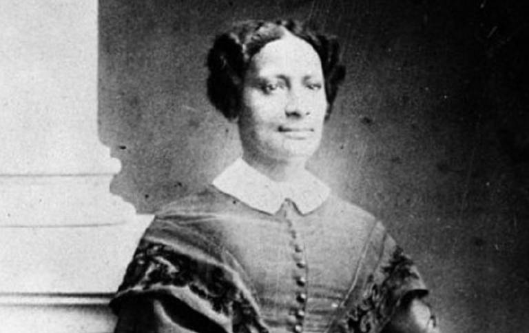 Photo of Sarah Parker Remond