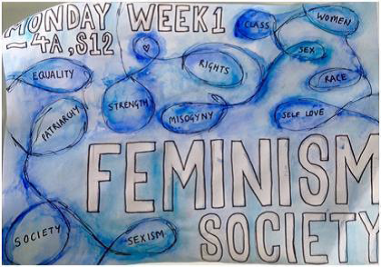 IAS Identities & Voices Seminar: Fourth Wave Feminism in Schools - Exploring the discursive and affective constitution of feminist groups in and around secondary school spaces