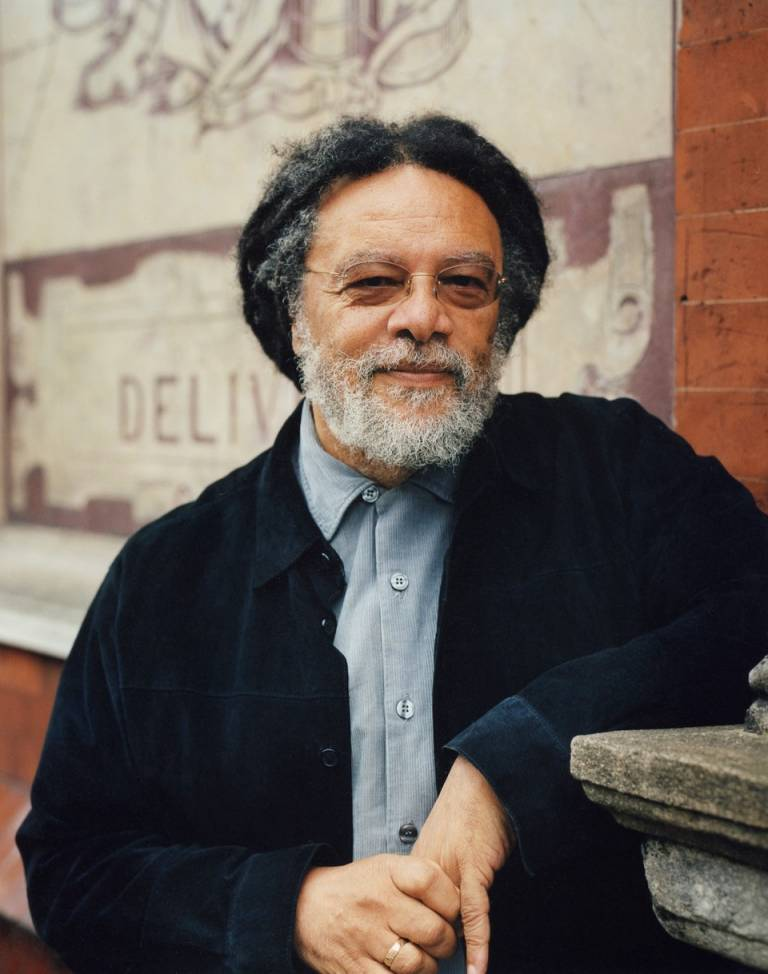 Professor Paul Gilroy by Lola Paprocka