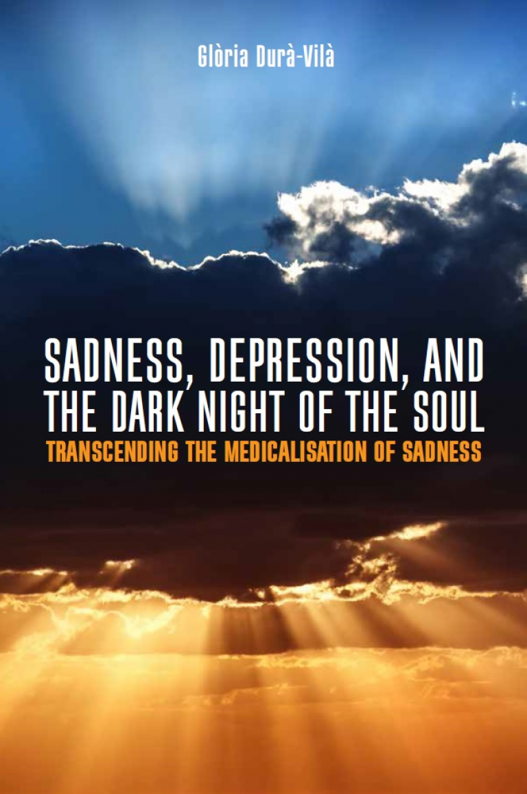 Sadness, Depression, and the Dark Night of the Soul Book Cover Image