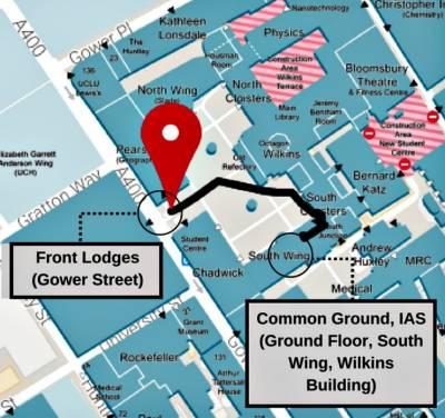 Common Ground Map