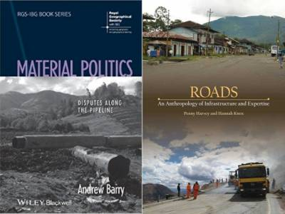 Material Politics and Roads