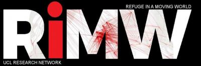 Refuge in a Moving World Logo