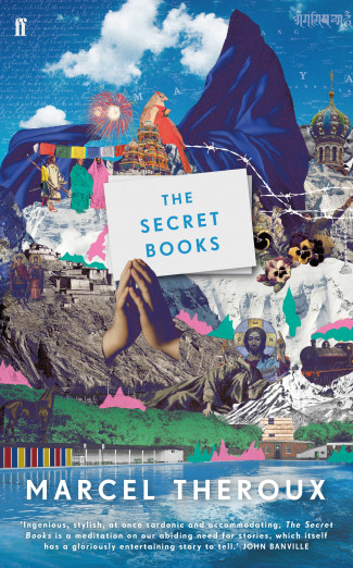 The Secret Books by Marcel Theroux